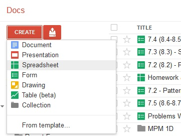 how to create a checklist on google sheets