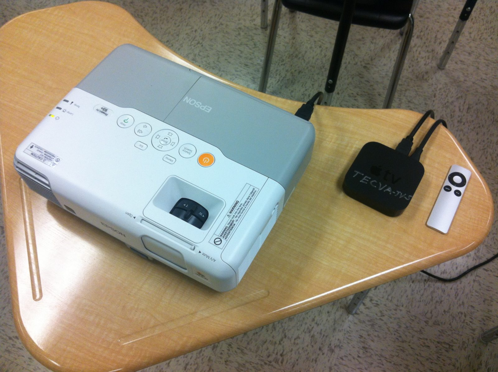 Apple TV In The Classroom – The New Smart Board