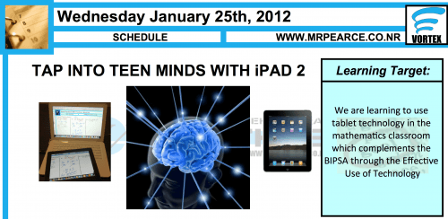 OAME Tap Into Teen Minds Educational Technology Presentation