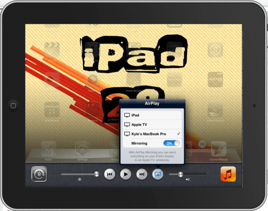 Reflection App: Use AirPlay to Mirror iPad Without Apple TV