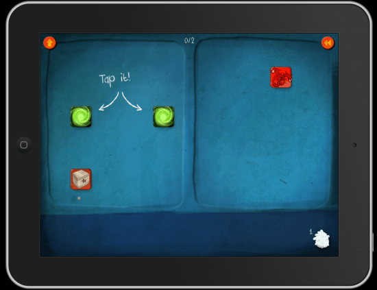 DragonBox+ iPad Math App Solving Equations