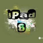 Apple iPad Deployment Backgrounds | Number Your Class Set of iPads, iPods, Android Tablets #8
