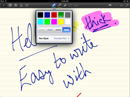 GoodNotes PDF Annotation App Review | Write on iPad
