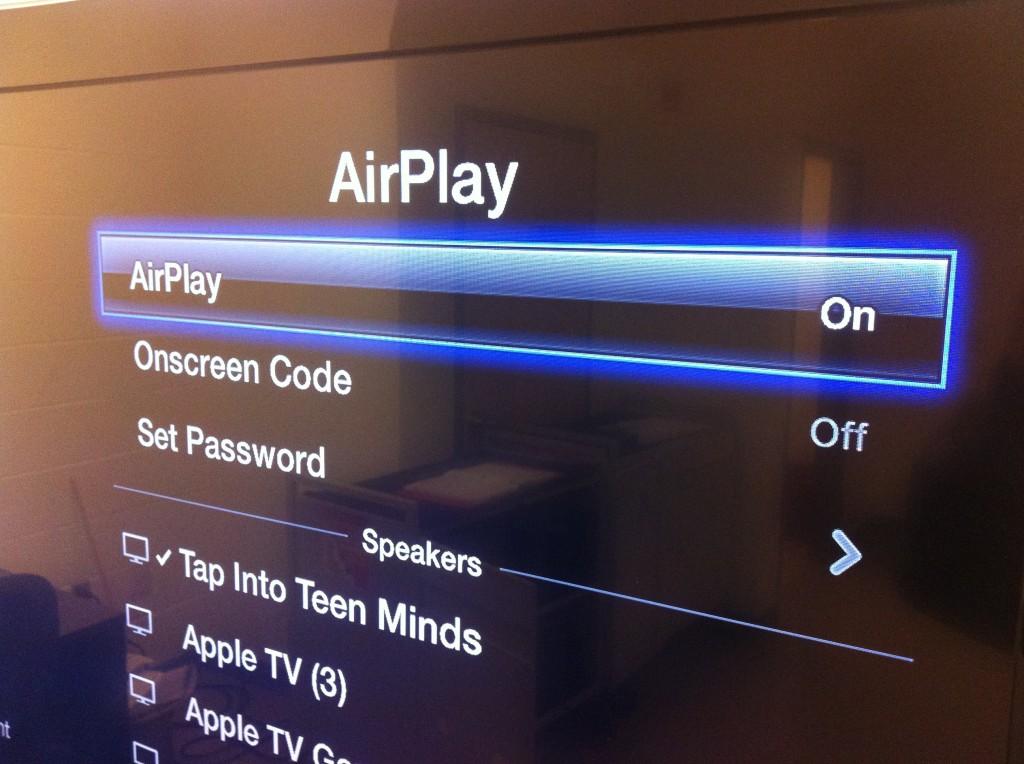 How to Setup Apple TV to Mirror iPad