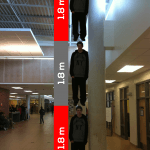 Trigonometry Application Problem Solving - Find the Height Using SOH CAH TOA