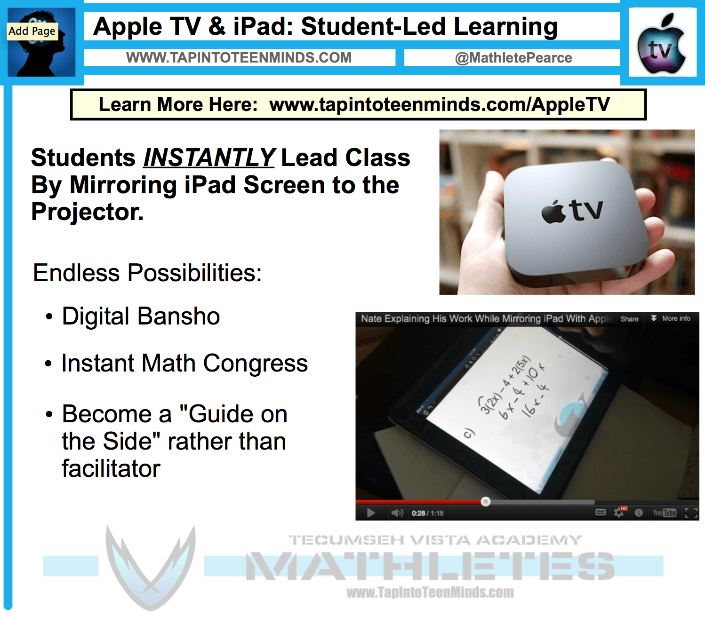 Apple Professional Development – Secondary LKDSB iPad Session 2