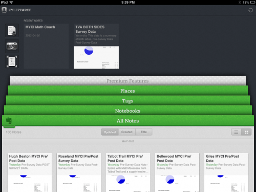 Evernote Best App for Assessment | Evernote App for Assessment and Evaluation