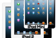 iPad Retina vs. iPad 2 vs. iPad Mini