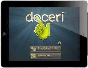 Doceri Screencasting App for iPad