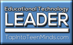 Oscar Del Estal's Educational Technology Leaders List Badge