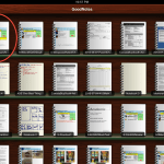 Select the PDF File From the GoodNotes Library