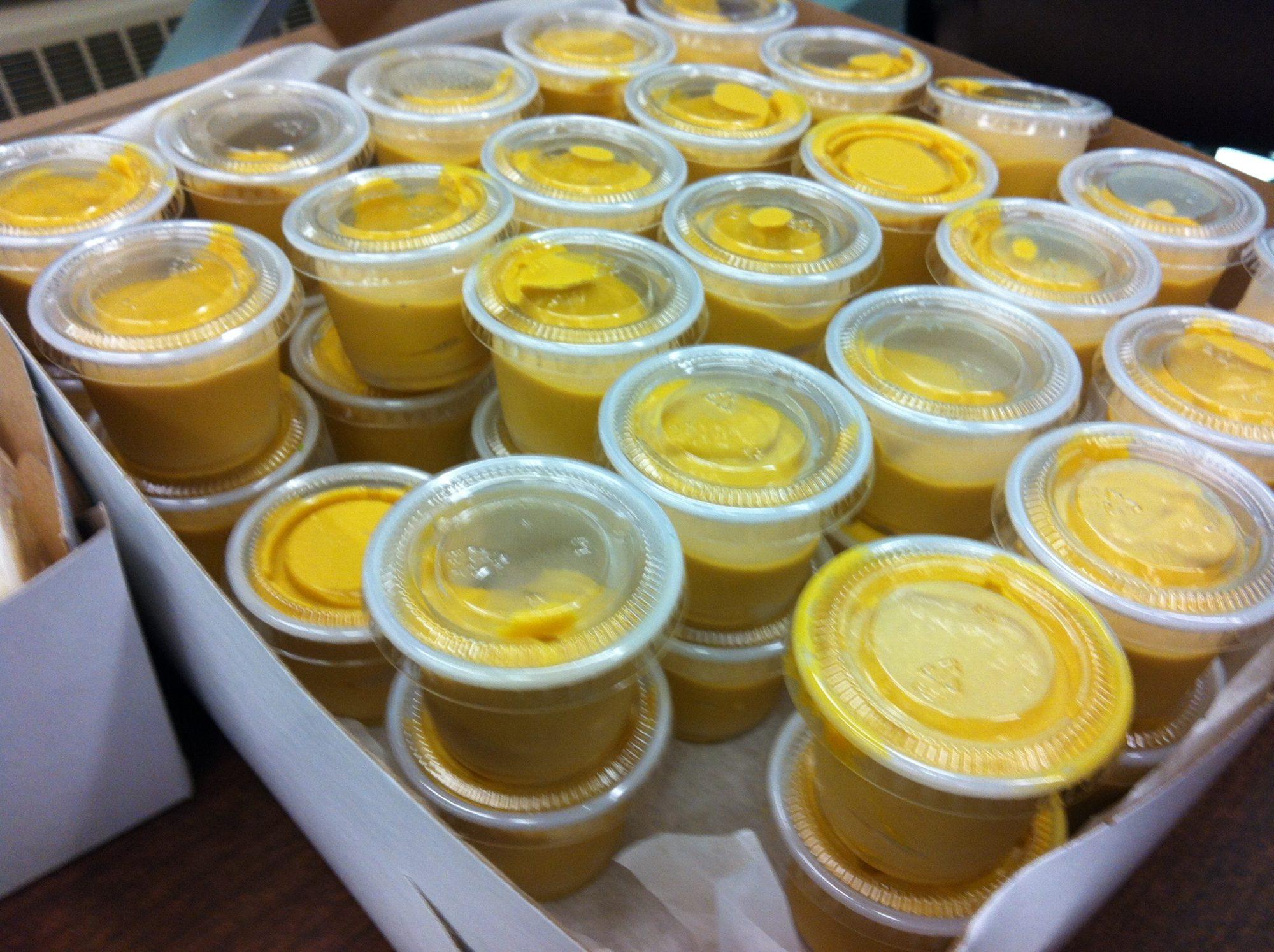 Mustard Mayhem!