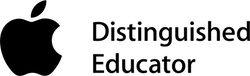 Apple Distinguished Educator Badge