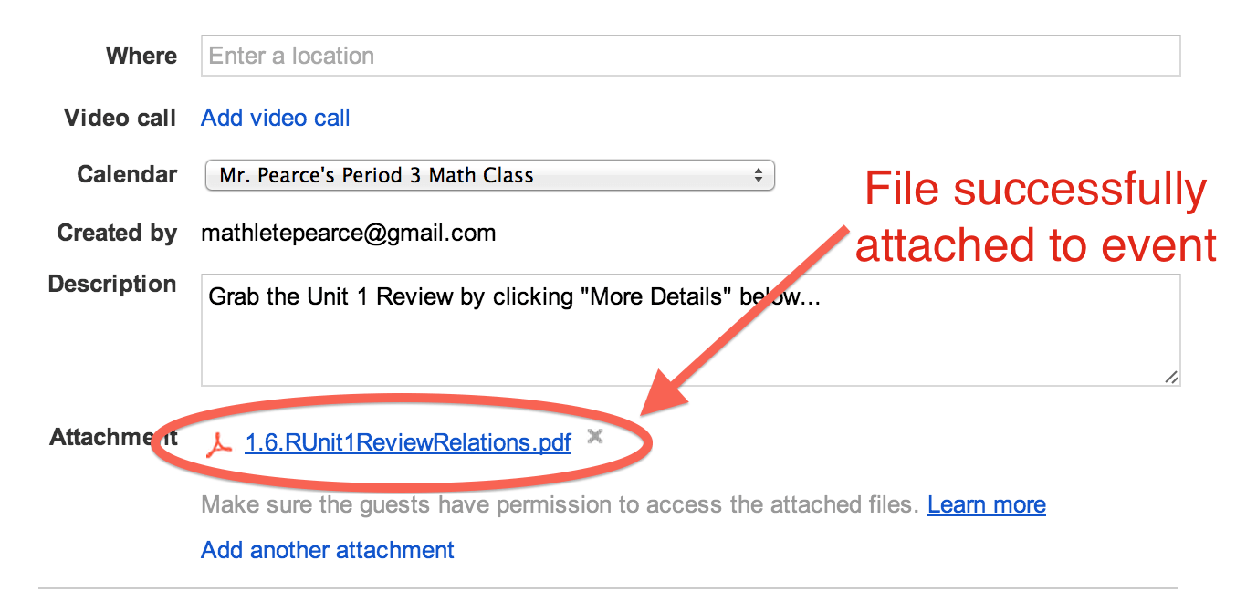 how to send a google drive file link