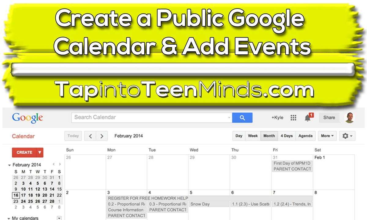 how to add calendar in my website