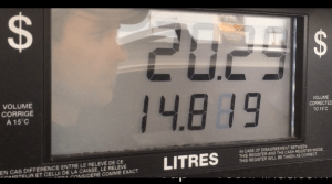 Gas Guzzler - 3 Act Math - $20-29 for 14-819 Litres