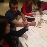 Snipping Straws | MYCI Teams Discussing 3 Act Task