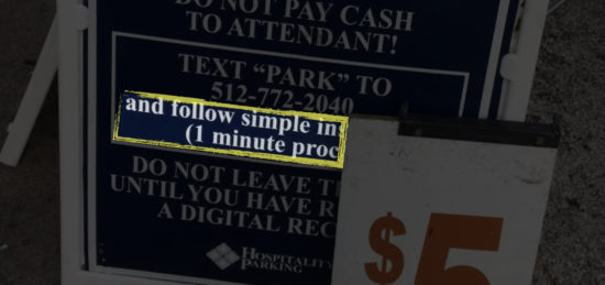 SAMR Parking Lot - Ineffective Uses of Technology - Follow Simple Instructions