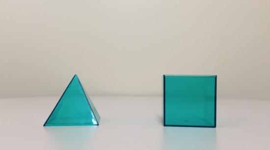 Prisms and Pyramids - 3 Act Math Task - Real World Math