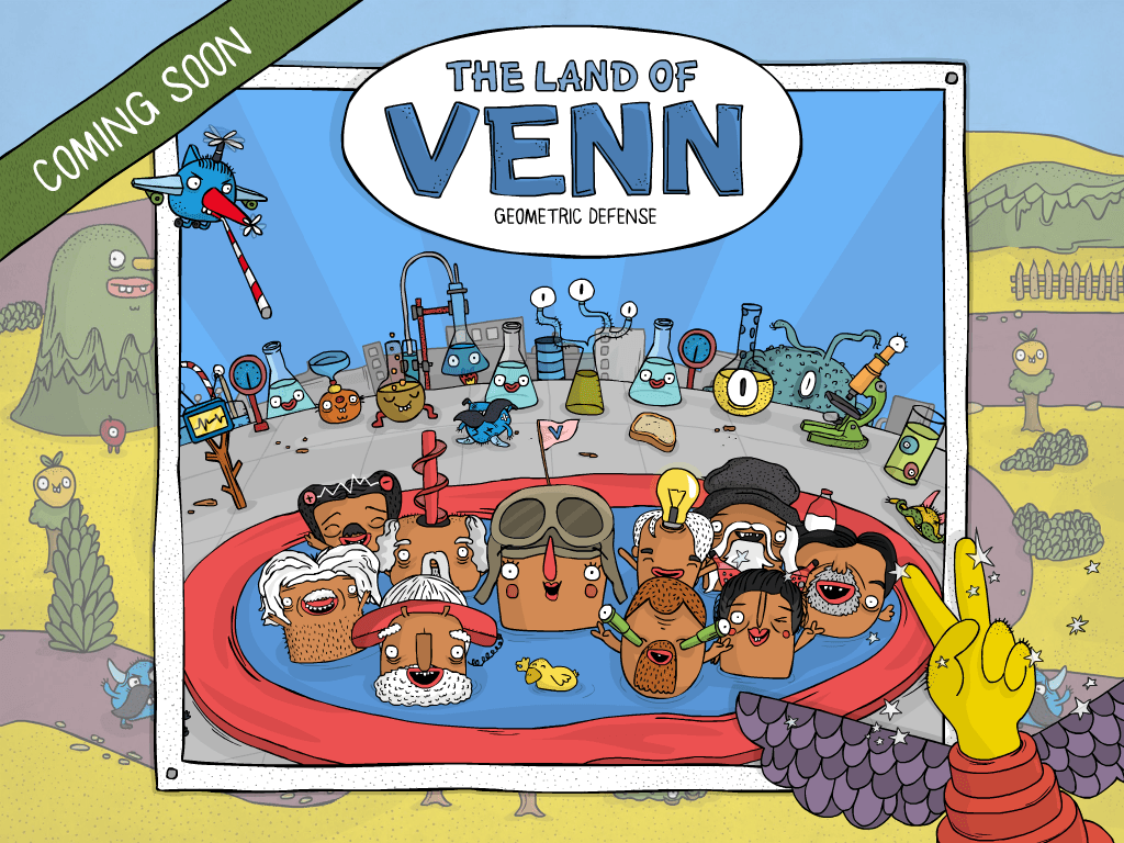 The Land of Venn Makes True Gamification a Reality