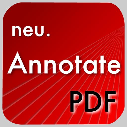 Neu.Annotate+ – PDF Annotator