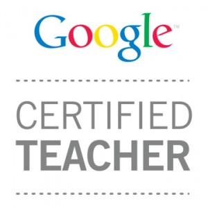 Google Certified Teacher GCT Badge