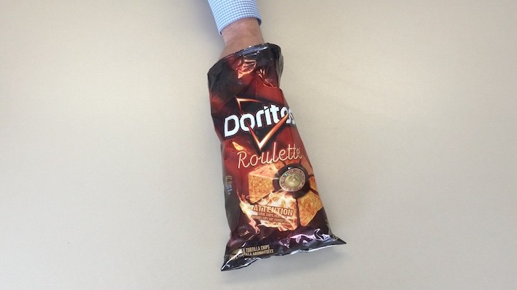 Doritos Roulette: Hot or Not?