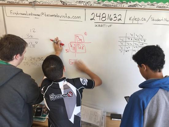 Interleaving Number Sense & Algebra Concepts