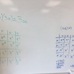 4x times 3x is equal to 300 | Student Exemplar 5