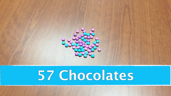 Counting Candies - Total Number of Candies small