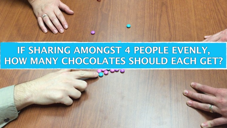 Counting Candies