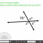 Explain Everything Angle & Triangle Journey (Part 2) - 4 Opposite Angle Theorem