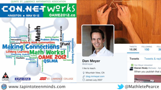 Unmasking Education's Biggest Buzzword - Wasnt until I saw Dan Meyer for the first time