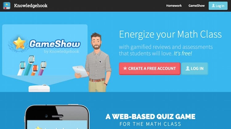 Check Out @Knowledgehook's FREE Gameshow Assessment Tool!