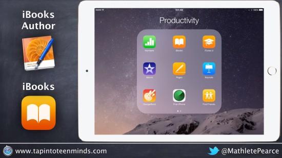ADE 2015 Institute Showcase 1-in-3 - iBooks Author and iBooks Interactive Material