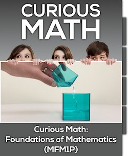 Curious Math Foundations of Mathematics MFM1P iTunes U Course Cover