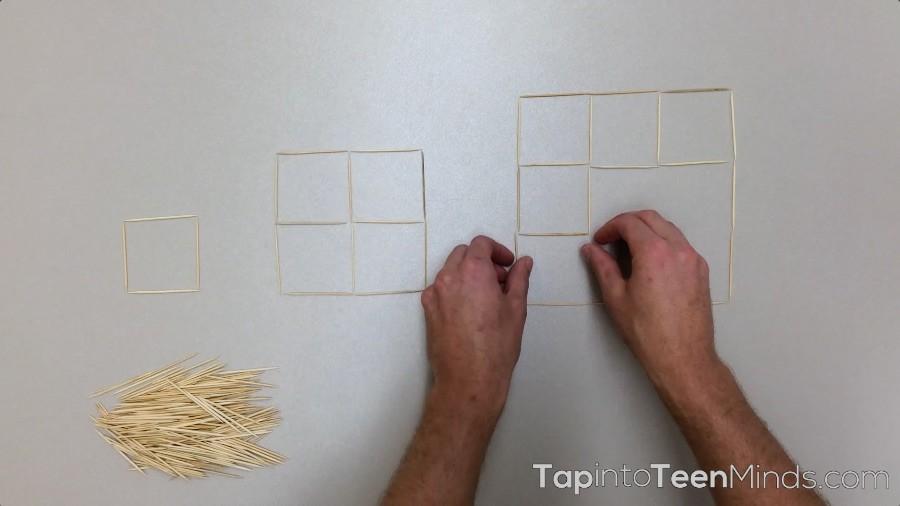 Placing Toothpicks Sequel