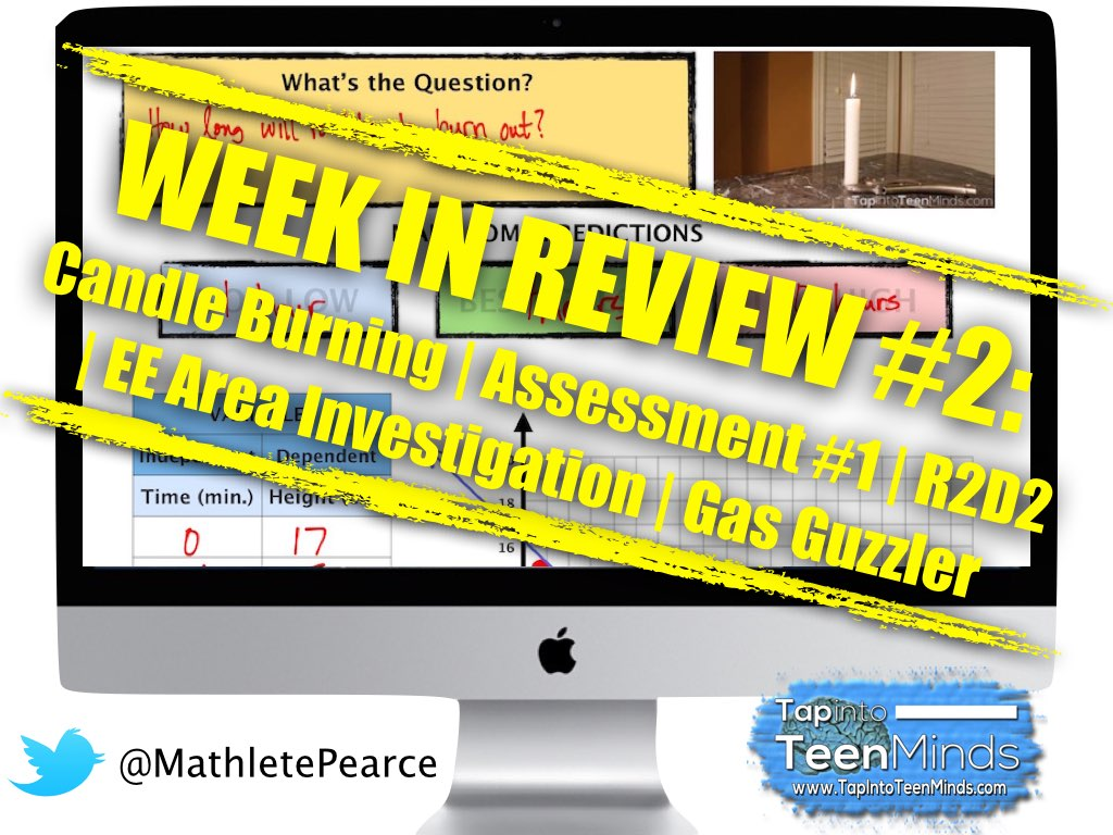 Week In Review #2 – Spiralled Tasks & Assessment #1