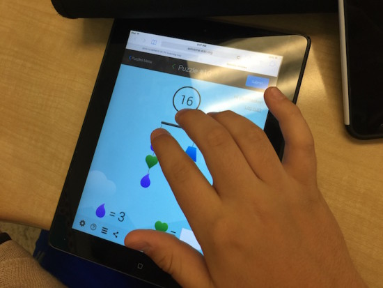 Wednesday - Introducing Solving Equations With SolveMe Mobiles