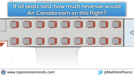 Airplane Task Extensions - Act 1 - How Much Revenue