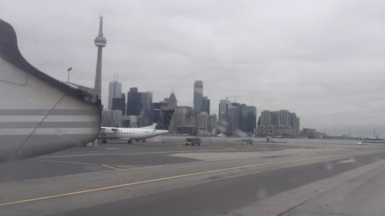 Airplane Problem – Trip to Toronto