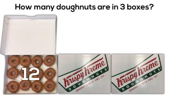 Krispy Kreme Donut Delight 3 Act Math Task - Primary Sequel Act 2