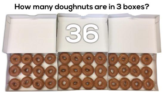 Krispy Kreme Donut Delight 3 Act Math Task - Primary Sequel Act 3 Scene 3
