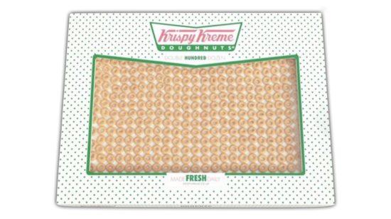 Krispy Kreme Donut Delight - 3 Act Math Task Screenshot