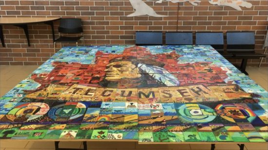 Massive Mosaic 3 Act Math Task Featured Image