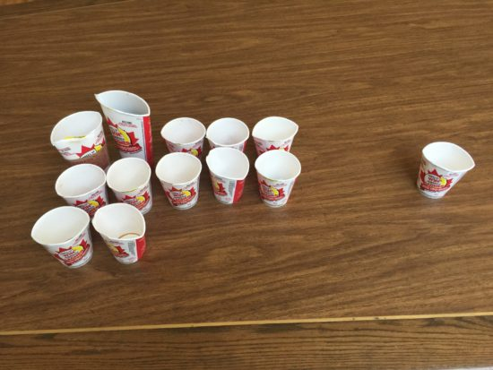 Roll Up The Rim Canada 150 3 Act Math Task - Sequel Act 3