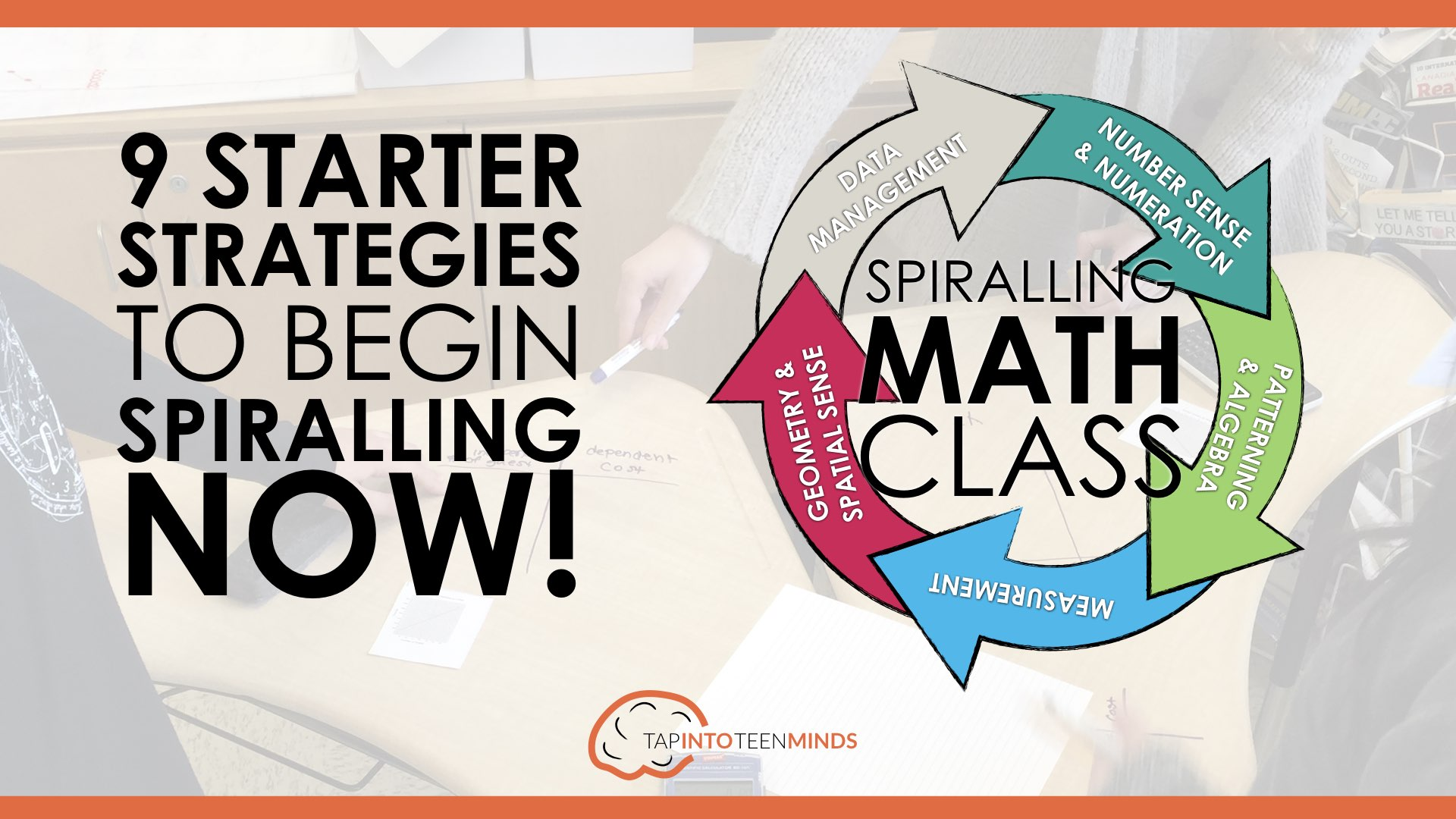 Spiralling Your Math Curriculum - 9 Starter Strategies to Begin Spiralling Now