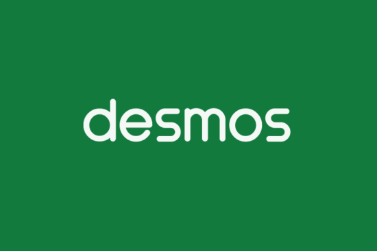 Desmos Graphing Calculator Logo