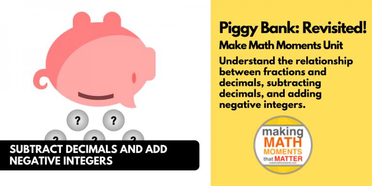 Piggy Bank Revisited